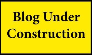 2x Blog under construction
