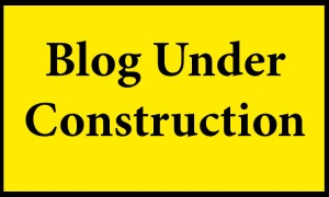 2x Blog under construction