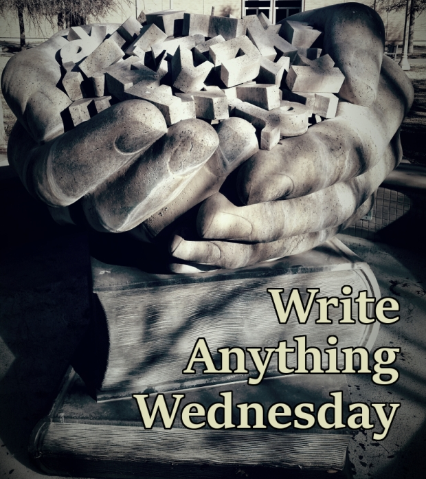 Write Anything Wednesday